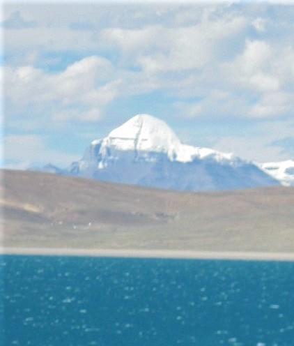 Kailash and Mansarovar